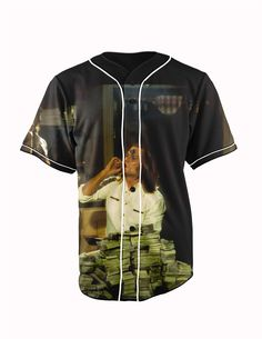 Blow Button Up Ba... http://www.jakkoutthebxx.com/products/real-american-size-blow-movie-money-and-cocaine-3d-sublimation-print-custom-made-button-up-baseball-jersey-plus-size?utm_campaign=social_autopilot&utm_source=pin&utm_medium=pin  #wanelo #shoppingtime #whattobuy #onlineshopping #trending #shoppingonline #onlineshopping #new