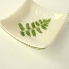 Fern Art  Home Decor by chelkay on Etsy