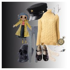 Coraline by ethereal-prince