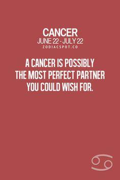 Cancer Zodiac Sign perfect partner