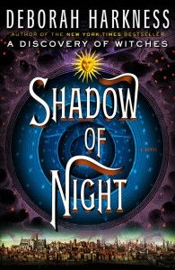 Started on the second book in the All Souls Trilogy by Deborah Harkness recently.  Love Shadow Of Night already!