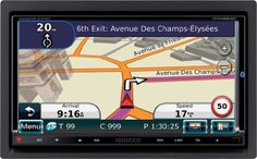 Kenwood DNX9980HD eXcelon In-Dash Multimedia Navigation System - Listing price: $2,000.00 Now: $954.99