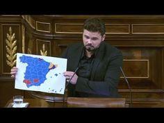 El Discurso de GABREL RUFIÁN (ERC) que SILENCIÓ al Congreso y aplaudió P...