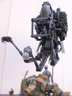 Awesome Robo!: The Model Kit Universe Of Dokuzaru