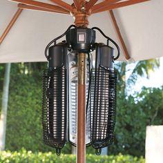 Umbrella Halogen Heater