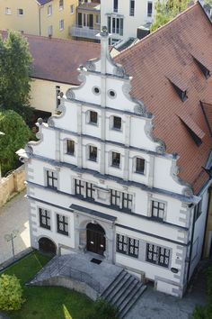 Altes Gymnasium - Heimat eines Museums - http://www.schweinfurt360.de/  #Gymnasium #Museum #Schweinfurt