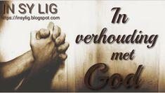In Sy Lig: In verhouding met God Psalms, Religion, Words, Horse