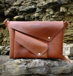 Ingleborough Messenger Bag