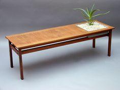 Swedish planter table