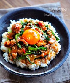 Finger Food Catering, Good Food, Yummy Food, Cooking Recipes, Healthy Recipes, Lunch Menu, Japanese Food, My Favorite Food, Food Photo