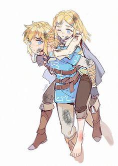 The Legend Of Zelda, Legend Of Zelda Memes, Legend Of Zelda Breath, Princesa Zelda, Kagamine Rin And Len, Avatar, Link Art, Link Zelda, Cartoon Games