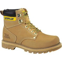 CAT Boots - Work boots by Caterpillar. Steel Toes, Soft Toe, Waterproof -- Huge selection, great prices at Orthotic Shop