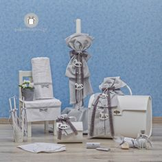 Christening Party, Place Cards, Place Card Holders, Easter, Candles, Thalia, Baby, Candy, Babies