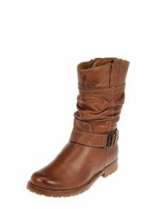 a608f9b48e0 Visions leren meiden laars van Visions - Kinderschoenen - Kinderschoenen  meiden - Lange laarzen - Schuurman