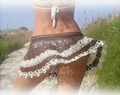 Falda de playa PDF del patrón del ganchillo tapa por katrinshine