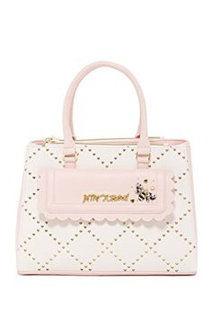02c994ee38 Betsey Johnson Laser Heart Cut Gold Background Scalloped .