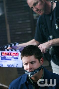 """""""Hunted"""" Jensen Ackles as Dean in SUPERNATURAL on The CW. Photo: David Grey/The CW �2006 The CW Network, LLC. All Rights Reserved.pn"""