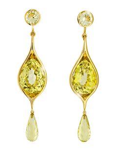 Honey Dream #Earrings #luxury #jewelry