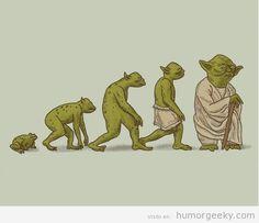 evolucion-de-yoda