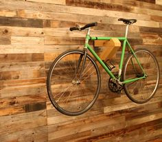 Indoor Bike Rack for Apartment 2015 Bicycle Storage, Bicycle Rack, Indoor Bike Rack, Bike Hanger, Man Shed, Nice Rack, Bicycling, Garage Ideas, Home Projects