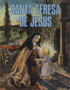 Pripalmari Santa Teresa de Jesús -- Sevilla : Apostolado Mariano, 1983. -- 28 p.; 17 cm. -- (Piedad infantil) ISBN 84-7527-046-8