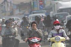 Air pollution in Hanoi reaches hazardous levels | Respro® Bulletin Board