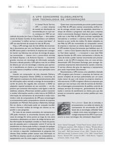 Página 10  Pressione a tecla A para ler o texto da página