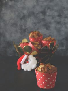 CANDIED FRUIT MUFFINS