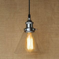 Find More Pendant Lights Information about Hanging clear glass shade Pendant Lamp with Edison Light bulb|Kitchen Lights and Cabinet Lights,High Quality lamp shade holder,China lamp shade kits Suppliers, Cheap lamp outdoor from Newatmosphere Lighting Co., Ltd. on Aliexpress.com