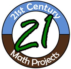 21st Century Math Projects - projects that incorporate art, STEM, health, and global citizenship