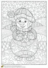 Coloring Pages eBook: Zentangle Snowman Free printable Winter coloring pages for use in your classroom and home from PrimaryGames.Free printable Winter coloring pages for use in your classroom and home from PrimaryGames. Adult Coloring Pages, Snowman Coloring Pages, Coloring Pages Winter, Christmas Coloring Pages, Printable Coloring Pages, Coloring For Kids, Colouring Pages, Coloring Books, Winter Art