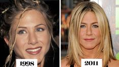 Jennifer Aniston's Hair Evolution Proves She's Never Had a Bad Hair Day in Her Life