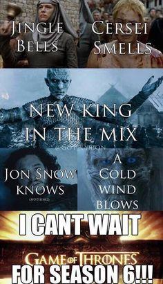 Jingle bells | Game of Thrones Memes