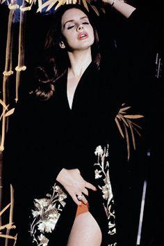 """ Lana Del Rey for Galore Magazine. "" lanafan"