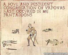Make your own Bayeux Tapestry story