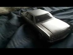 (1411) Lincoln continental (1964) diecast model - YouTube Lincoln Continental, Diecast Models, Youtube