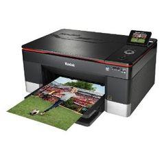 Kodak Hero 5.1 All-in-One WiFi Printer (Print, Copy, Scan) Wifi Printer, Computer Repair, Technology Gadgets, All In One, Hero, Printers, Computers, Products, Gadget