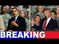 Obama Is Pissed After What Trump Just Armed Our Military With That Has O...
