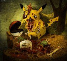 Zombie-Pikachu