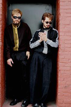 Justin Timberlake & Andy Samberg