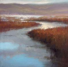 """Marshlands""   Richard McKinley"