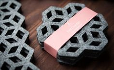Alljoy-Design-Felt-Placemats-and-Coasters-2 • TheCoolist - The Modern Design Lifestyle Magazine