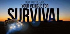 In any bug out situation your life will depend on the vehicle you choose, as well as how you took care of it and prepared it before the event.  76total views, 45views today