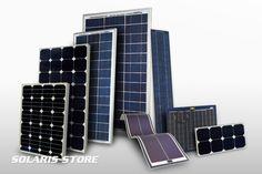 Panneau solaire monocristallin, polycristallin et back-contact - gamme et prix public
