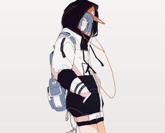 ダイスケリチャード(@daisukerichard)さん / Twitter Pretty Art, Cute Art, Aesthetic Art, Aesthetic Anime, Arte Peculiar, Character Art, Character Design, Aesthetic Photography Nature, Dibujos Cute
