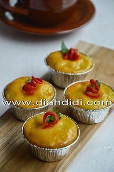 Diah Didi's Kitchen: Kroket Panggang / Pastel Tutup
