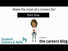 Make the most of a careers fair Playlist: http://www.youtube.com/watch?v=bvXfcIp7P6c&list=PLC5ZVOnetS_y9Y_05ynFoFburHtG0oKLc
