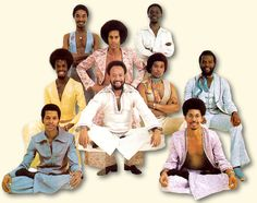 Earth Wind & Fire...oh the vocals....Maurice White and Philip Bailey could soar.. and how could you NOT dance to this?