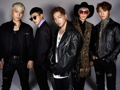 BIGBANG - itLIFE by FRAU Japan Interview