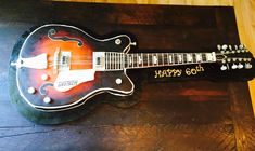 All Bent Out of Cake 12-string Gretsch Guitar